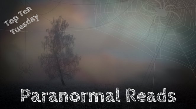 Paranormal Reads Header