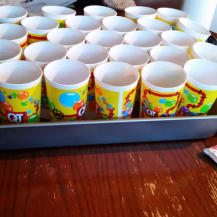 Absurd cup collection