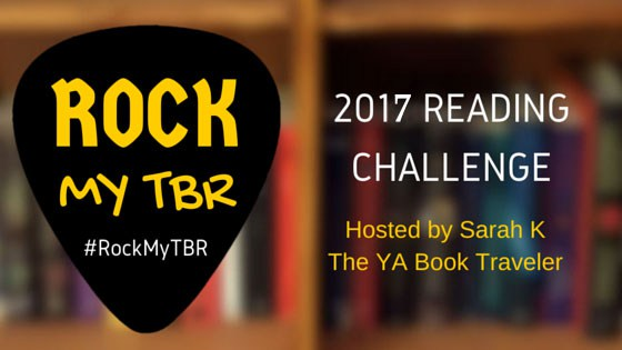 Rock my TBR hosted by The YA Book Traveler