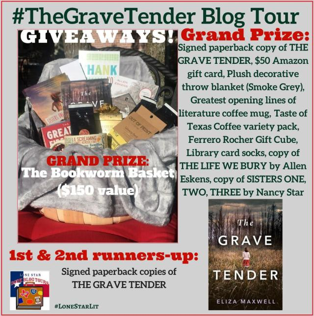 Giveaway Image Grave Tender FINAL