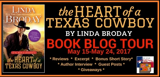 BNR The Heart of a Texas Cowboy