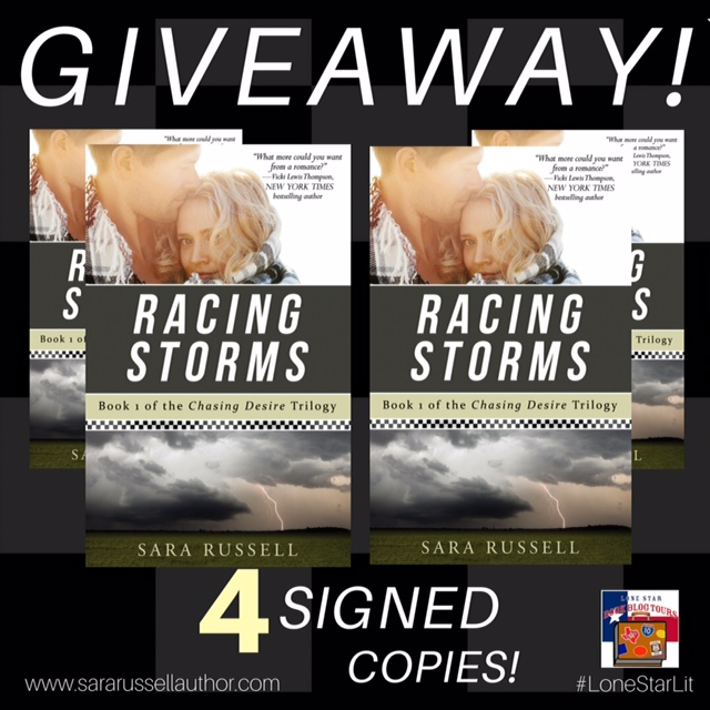 Giveaway Image Racing Storms