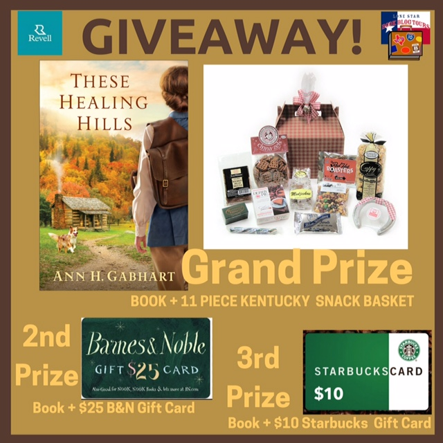 Giveaway Image These Healing Hills