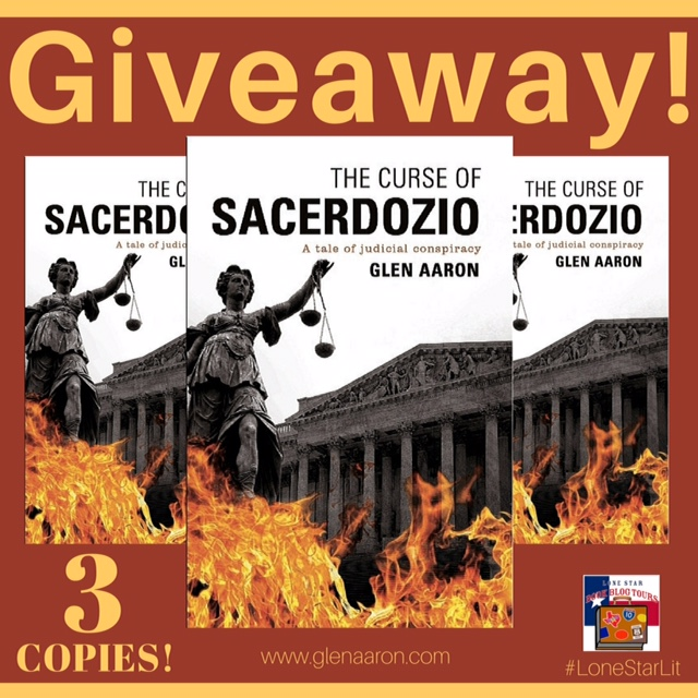 Giveaway The Curse of Sacerdozio