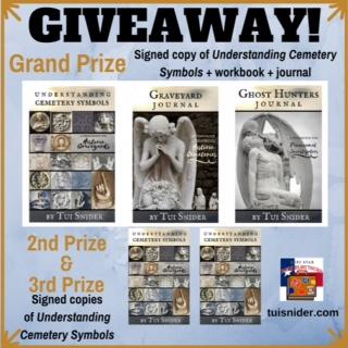 Giveaway Image Understanding Cemetery Symbols