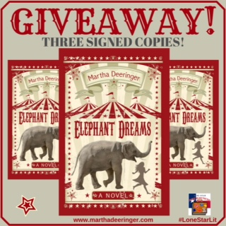 Giveaway Elephant Dreams
