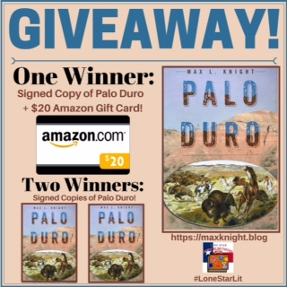 Giveaway Palo Duro (1)