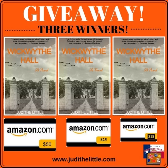 Giveaway Wickwythe Hall