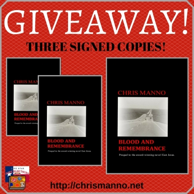 Giveaway Blood & Remembrance